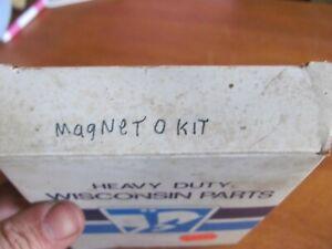 NOS Wisconsin YQ18 YQ-18 Magneto Rebuild Kit