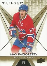 Max Pacioretty #22 - 2016-17 Trilogy - Base