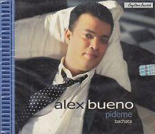 Alex Bueno Pideme Bachata CD New Nuevo  Sealed
