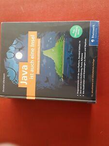 Java ist auch eine Insel Christian Ullenboom Buch Rheinwerk Computing Deutsch