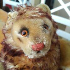 Vintage Antique 1950s Steiff Leo Lion Teddy bear friend, EAN 2335,00 VGC