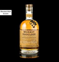MONKEY SHOULDER Whisky Single Malt Scotch Whisky - Bourbon Fass gereift