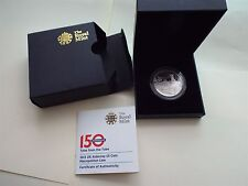 150th Anniversary of the London Underground Metropolitan Line £5 Coin 2013 +COA