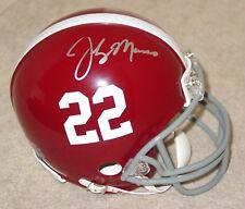 JOHNNY MUSSO Signed Autographed ALABAMA CRIMSON TIDE Mini Helmet w COA b 08914ef1b