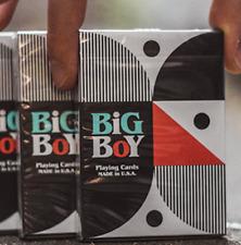 Big Boy No.2 Playing Cards by Toomas Pintson