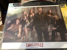 CGC SS Photo ERICA DURANCE Smallville  8x10 Full Color Photo Autograph CERTIFIED
