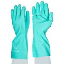 CHEMICAL RESISTANT GLOVES NITRI-SOLVE SHOWA/BEST MFG 730 SIZE MEDIUM CLEANING
