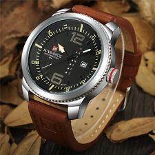 NAVIFORCE Watches 2017 Luxury Brand Men Sport Watches Mens Quartz Wrist Watch