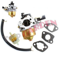 Carburateur pour Honda HR194 HR195 HR214 HR215 HR216 GXV120 GXV140 et Filtre