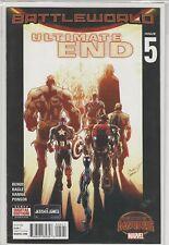 """Battleworld """"Ultimate End"""" Secret Wars (Marvel) #5 NM"""
