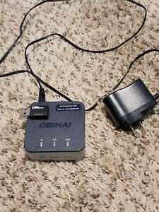 Obihai OBI200 1-Port VoIP Phone Adapter for Google Voice, with Wifi Adapter