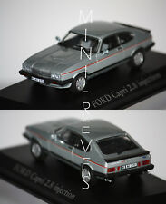 Norev Ford Capri 2.8 Injection MKIII 1981 Gris 1/43 270561