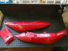 Yamaha XJ600 N Diversion 99 Red Rear Tail Cowl Section