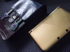 Nintendo 3DS XL Console - Zelda A Link Between Worlds Edition + Zelda Carry Case