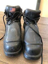 Baseball Umpire Boots Size 8.5 Black Used