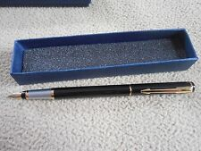 Bauer glossy black Fountain pen in gift box from China-new
