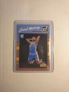 2016-17 Panini Donruss Jamal Murray RC Base