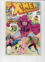 X-MEN ADVENTURES #2 DEC 1992 MARVEL COMIC.#119130D*1