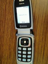 Nokia 6103 (Unlocked) Bluetooth Cellular Phone.