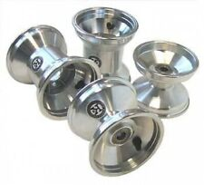 Kart Wheels JET Set Includes 130mm Hubbed Rear & 100mm Central Bearing New KPUK