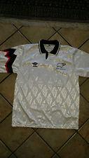 RARA VINTAGE MAGLIA CALCIO UMBRO DERBY COUNTY 1990/1991 ORIGINALE USATA