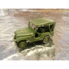 ** Minitank 741323  M 38 A1 Willys Jeep 1:87 HO Scale
