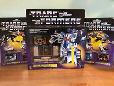 Transformers Soundwave & Cassette Sets   G1 Generation 1 Reissue   New & Sealed