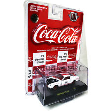 M2 MACHINES 52500 COCA COLA COKE 1965 SHELBY MUSTANG GT 350R 1/64 Red Card Chase