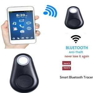 Smart Wireless Bluetooth 4.0 Key Finder Anti Lost Tracker Alarm GPS Locator