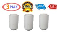 Fits GE MWF SmartWater MWFP GWF Comparable Refrigerator Water Filter 3 Pack