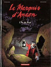 Mathieu Bonhomme Vehlmann Marquis d'Anaon 1 en EO et Bon Etat