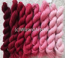 #900 family American Beauty Paternayan Persian Needlept Wool -3 ply- 64 yd total