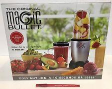 Original Magic Bullet Express Blender and Mixer System Model#MBR-1101-ship free