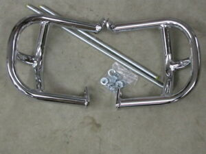 SUZUKI GT750 72-79 CRASH BAR ENGINE GUARD