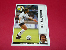 RODOLFO CONDADO U.D. SALAMANCA PANINI LIGA 95-96 ESPANA 1995-1996 FOOTBALL