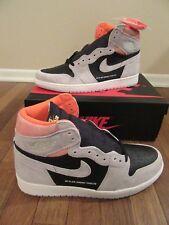 Nike Air Jordan 1 Retro High OG Size 12 Neutral Grey Hyper Crimson 555088  018 DS 4860525c6