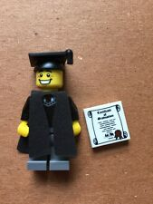 Lego Mini Figure Series 5 School Graduate