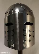 Medieval 'Spangen' Helmet - re-enactment / larp / role-play / fancy-dress