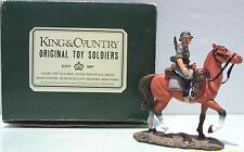 KING & COUNTRY GERMAN CAVALRY GC003A MOUNTED SOLDIER MIB