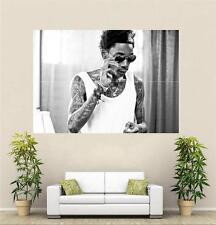 Wiz Khalifa Huge Poster 1 M458