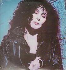 CHER CHER 1987 LP 33 RPM STILL SEALED