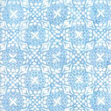 Moda Fabric Longitude Batiks Sky Blue 27259-153 - Per 1/4 Metre