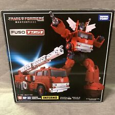AUTHENTIC TAKARA MASTERPIECE MP-33 INFERNO MINT COMPLETE TRANSFORMERS