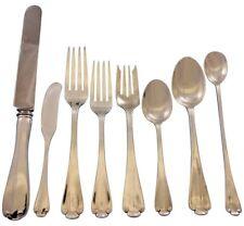 Flemish by Tiffany & Co Sterling Silver Flatware Set 12 Service 104 pcs Dinner