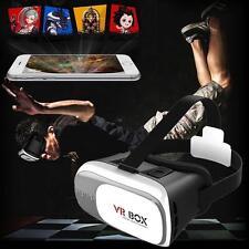 2e VR BOX contrôle Google cartons Gen Virtual Reality Headset de lunettes 3D DG