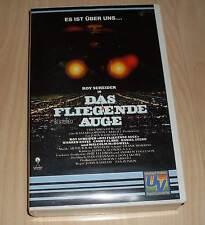 VHS - Das Fliegende Auge - Roy Scheider ( Hubschrauber ) Videokassette