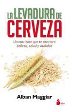 LA LEVADURA DE CERVEZA / BREWER'S YEAST - MAGGIAR, ALBAN - NEW BOOK