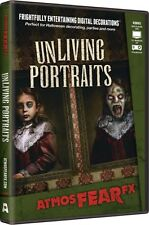 Unliving Portraits~AtmosFearFX DVD Halloween Special FX Window Projection