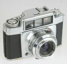 Agfa Silette SLE #6Y6539 mit 2,8/50mm Color Solinar