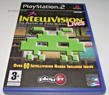 Intellivision Lives PS2 PAL *Complete*